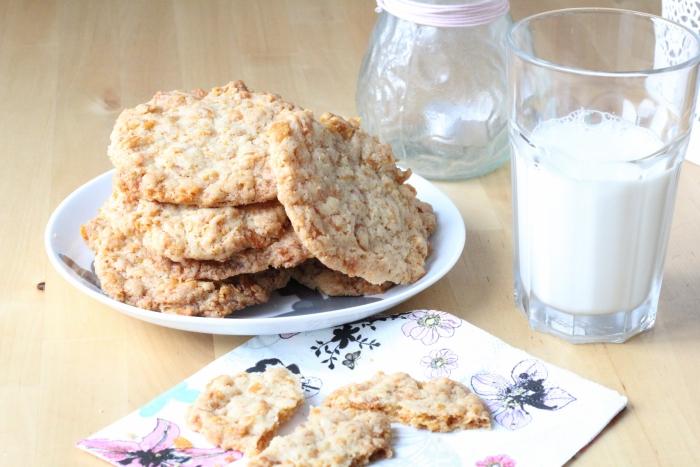 Conflakes-Cookies Fräulein Wirbelwind