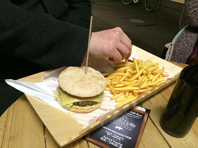 Uni Burger Bonn Fräulein Wirbelwind 2