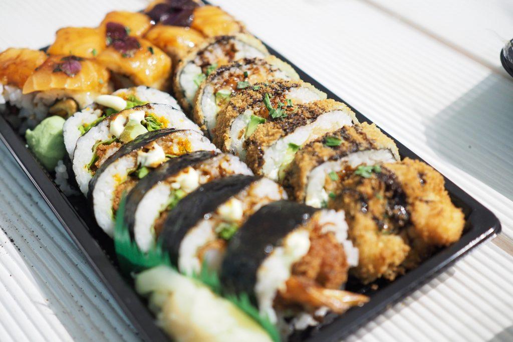 Lieferservice von yokoso sushi bonn for Lieferservice bonn
